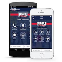 RMU Mobile for iOS and Android